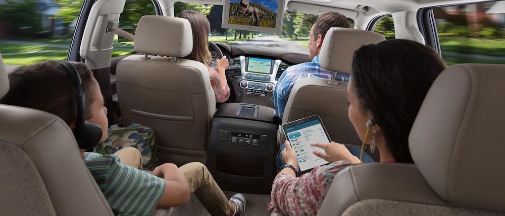 Which 2018 Tahoe Has Captain Chairs? | Kankakee Area Che