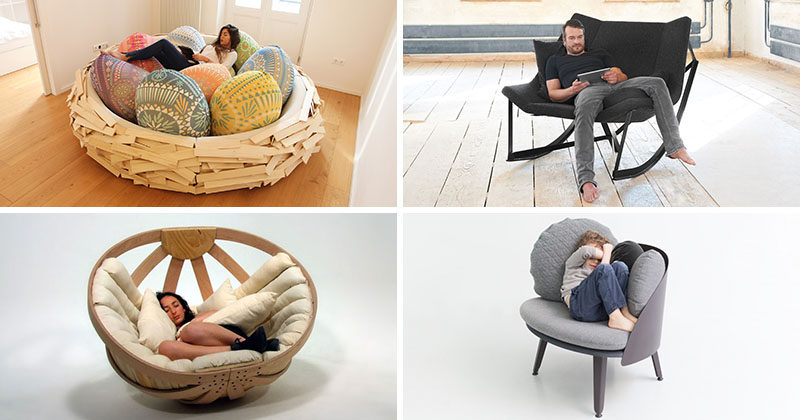12 Comfy Chairs That Are Perfect For Relaxing
