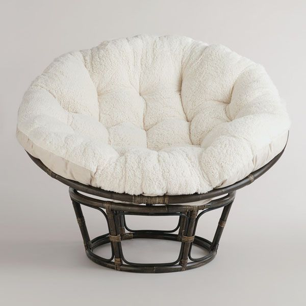 Reviving and Reinventing the Comfortable Papasan Chair (With .