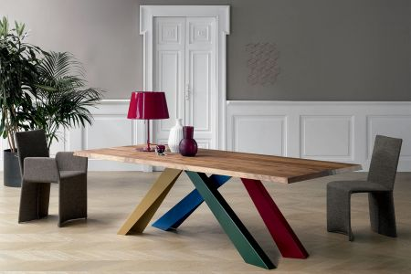 Modern Dining Tables | Italian Contemporary Tables | room service 360