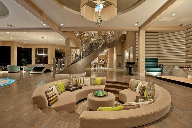 Appealing Cool Rooms in Houses Design: Cool Living Room Setup .