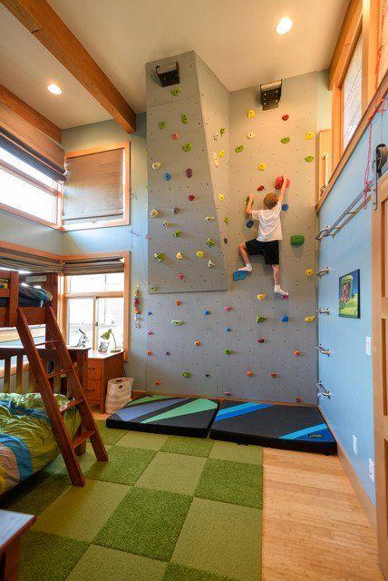 16 Original Ideas To Decorate Cool & Cheerful Children's Room .