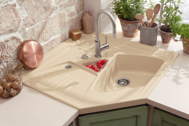 Is A Corner Kitchen Sink Right For You? Solving The Dilem
