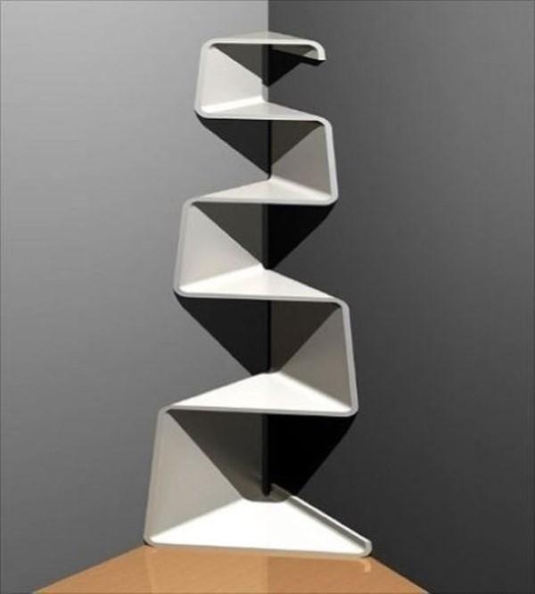 9 Modern Corner Shelf Unit Concep