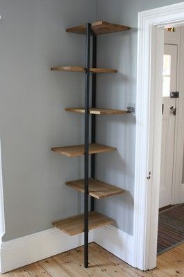corner shelve units