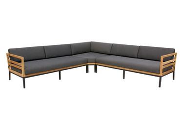 ZUDU Oversized Corner Sofa | Large Outdoor Corner So