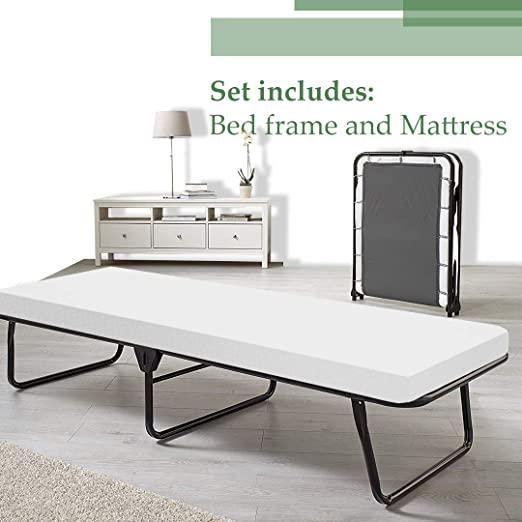 "Amazon.com: Continental Sleep Mattress, 48""-inch Fully Assembled ."