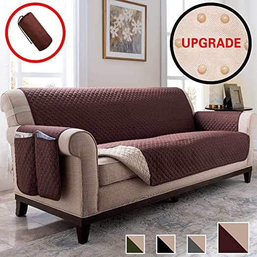 Amazon.com: Vailge Sofa Cover, Durable Sofa Covers for Dogs,Couch .