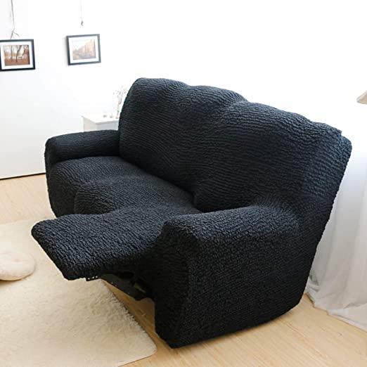 Amazon.com: SQINAA Stretch Recliner Slipcover,Jacquard Sofa Cover .