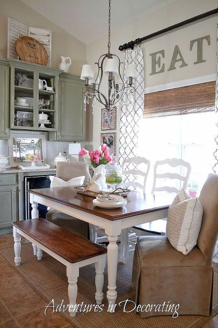 Lattice Kitchen Country Decor | Home decor, Sweet home, Shabby .