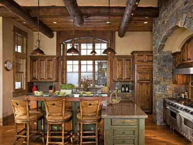 30 Country Kitchens Blending Traditions and Modern Ideas, 280 .