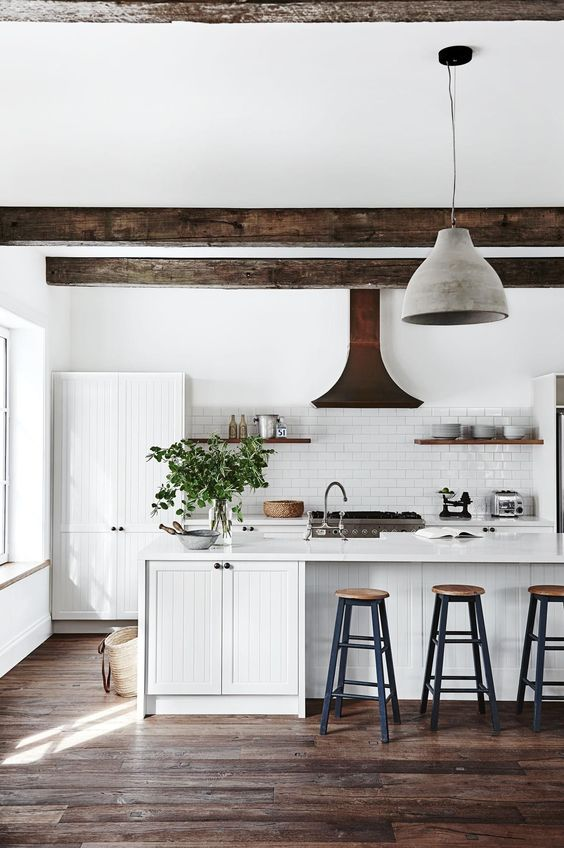 Elements of a Great Modern Country Kitchen | Decorated Li