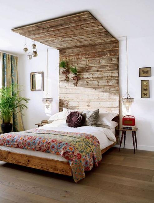 30 Unique Bed Designs and Creative Bedroom Decorating Ide