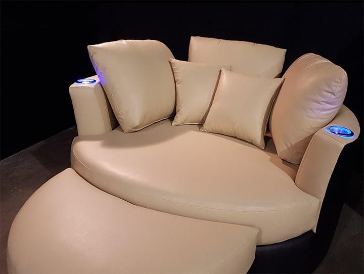 Cuddle Couch | Cuddle Chair | Cuddle Sofa - Design Your O