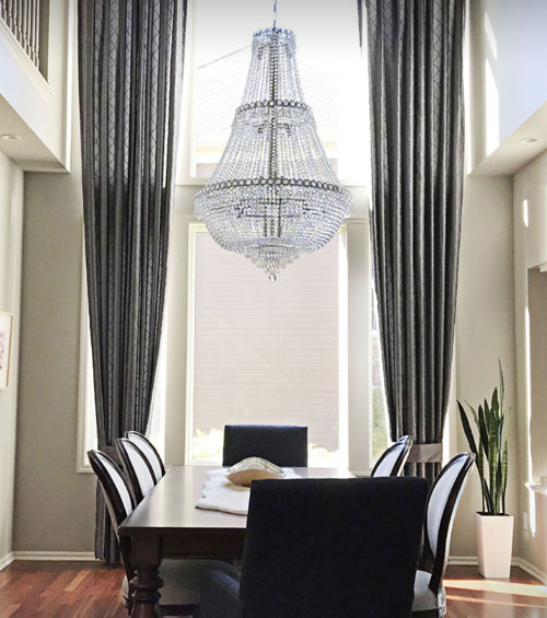 Custom Drapes & Curtains Online | Regal Drap