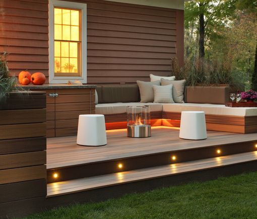 Inspiration & ideas for your outdoor decking | Owatrol U