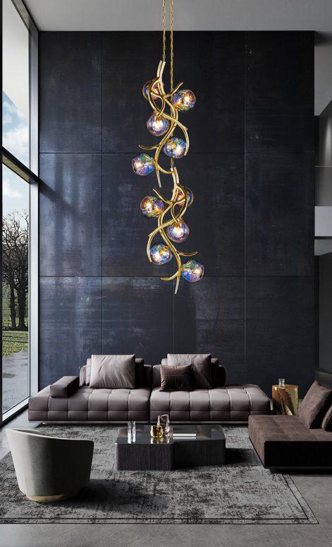 Modern Hanging Lights | Brand van Egmond