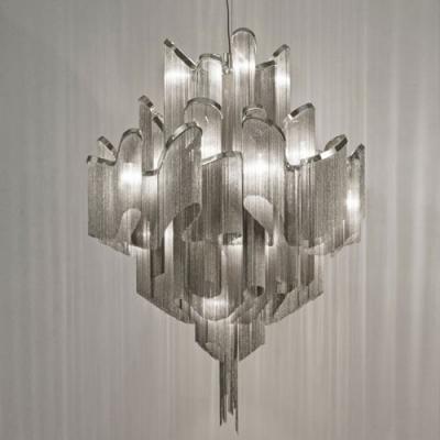 Greatful Chain Pendant Chandelier By Modern Designer Lighting .