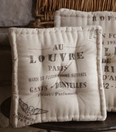 COMING SOON! Want these as my dining room chair cushions for my .