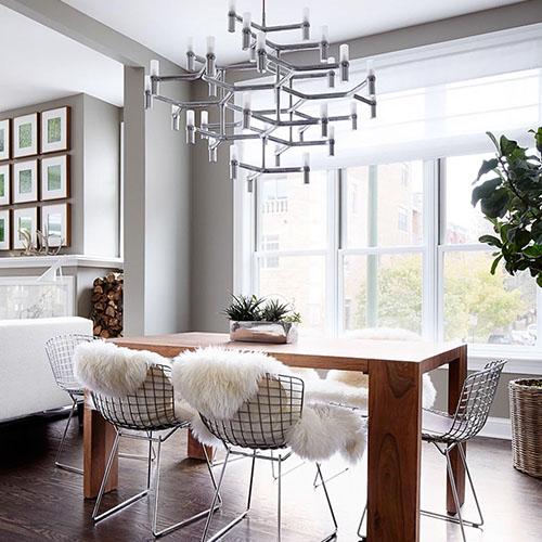 Dining Room Chandelier Ideas | YLighting Ide
