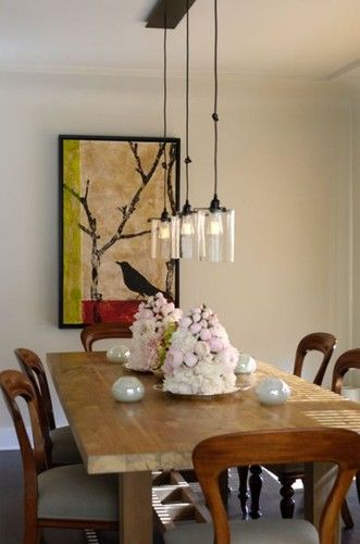 Dining room lighting: Dining room chandelier that will elevate .