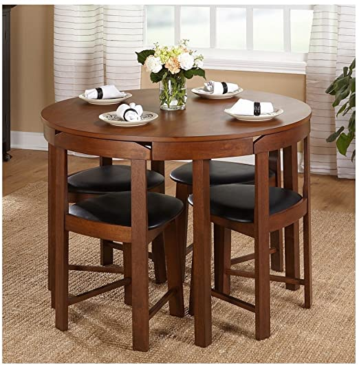 Amazon.com - Hideaway Dining Table Home Low Back Harrisburg Tobey .