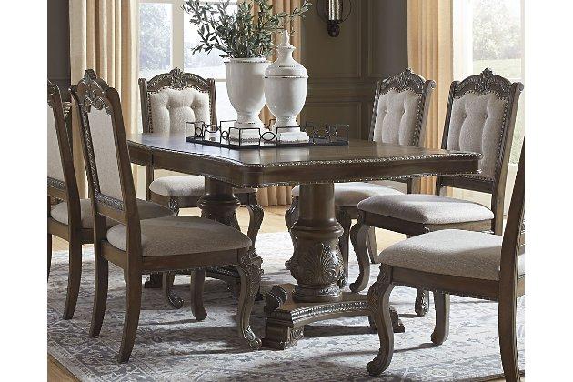 Charmond Dining Room Table   Ashley Furniture HomeSto