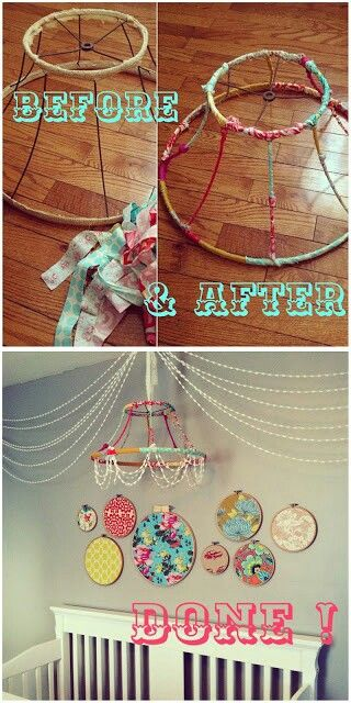 13 Crazy Cool DIY Chandeliers | Diy chandelier, Crafts, D