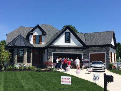 First 2019 YMCA Dream House tour dazzles, connects Newton Falls .