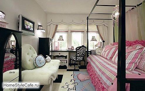 30 Dream Interior Design Ideas for Teenage Girl's Roo