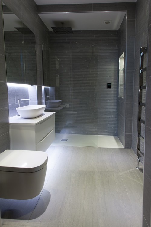 Ensuite Bathrooms — BAGNODESIGN | Luxury Bathrooms Edinburgh .