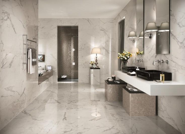18 Gorgeous Bathroom Til