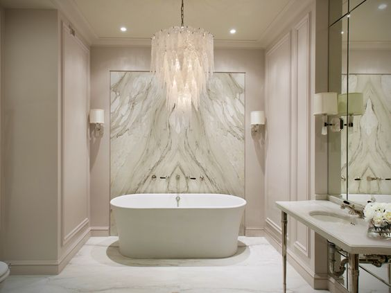 35 Luxurious Bathroom Ideas and Designs — RenoGuide - Australian .