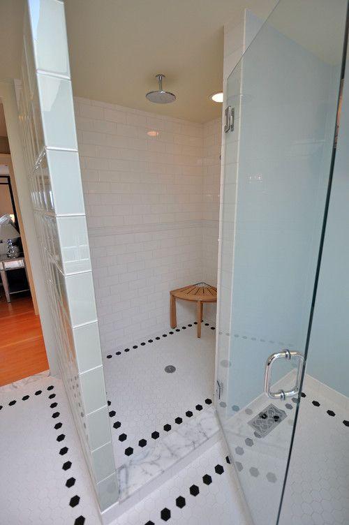 Exclusive Bathroom Decorating Ideas using Tiles   Modern interior .