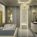 Exclusive bathroom tiles