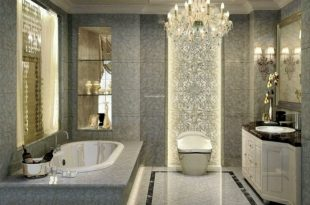 Luxury Bathroom Design with Extraordinary Bathroom Furnitu