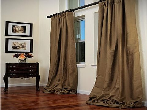 Extra Long Curtains - Extra Long Contemporary Curtains - YouTu