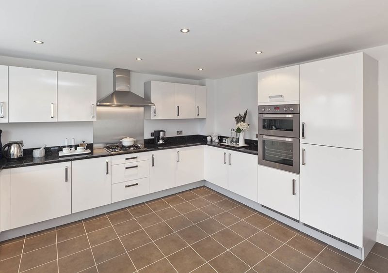 Contract fitted kitchens for private developers, contractors and .