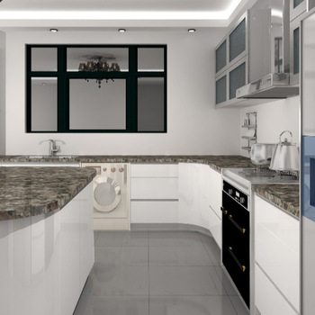 The Best Choice Factory Directly Fitted Kitchens China - Buy Fitted .