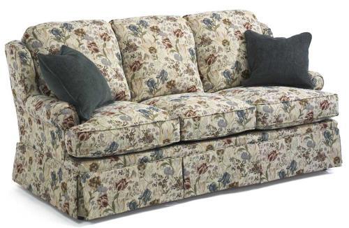 Flexsteel Danville Casual Sofa | 5948-30 | Sofas | Ben's Fine .