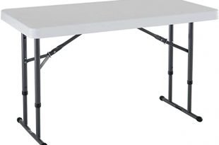 Amazon.com: Lifetime 80160 Commercial Height Adjustable Folding .