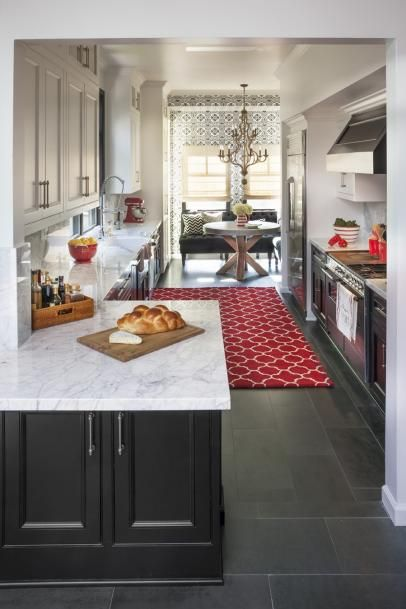 Galley Kitchen Remodel in 2020 | Galley kitchen design, Galley .