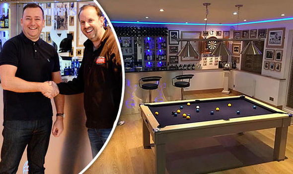 Games Room of the Year: Spurs fan wins award for Britain's best .