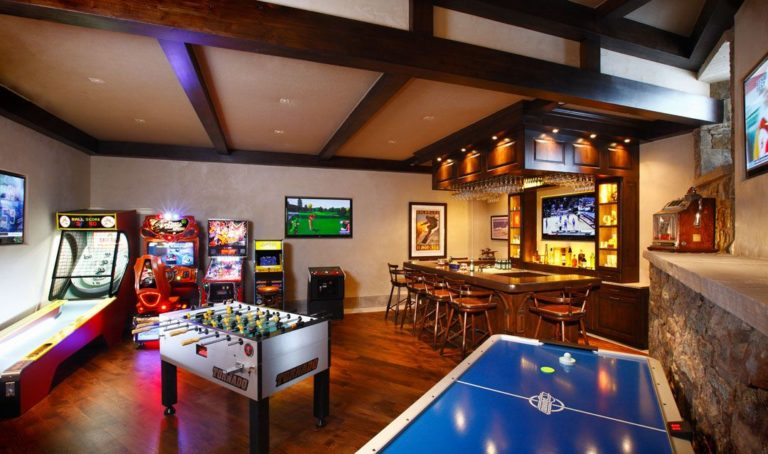 Everything You Need To Know About Designing The Perfect Games Room .