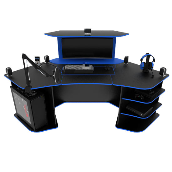 Gaming Desks | R2s gaming desk, Gaming desk, Gaming computer de