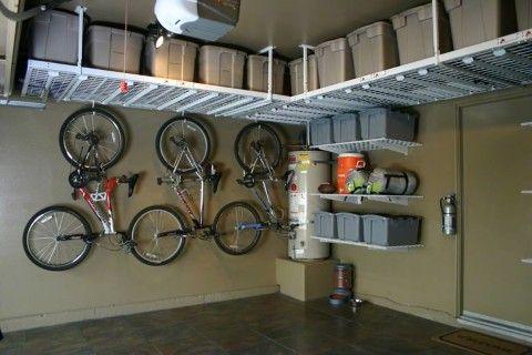Small Garage Storage Ideas | Garage Ceiling Storage | Best Storage .
