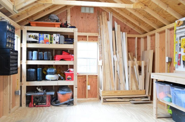 20+ Easy and Cheap Garage Storage Ideas - Simply Ho