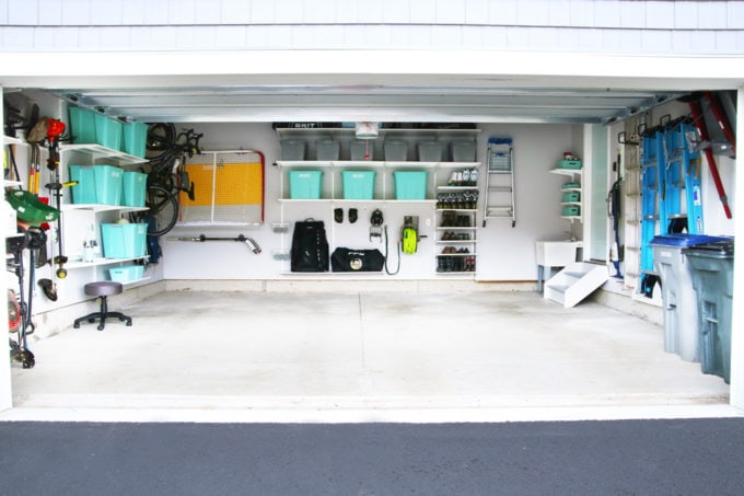 25 Completely Brilliant Garage Storage Ideas | Abby Laws