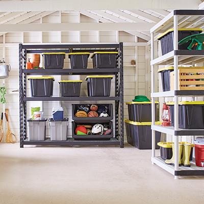 Garage Storage Ideas - The Home Dep