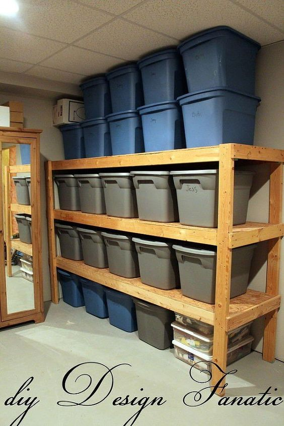 7 DIY Garage Storage Ideas You Can Use Right Now! | Hometa